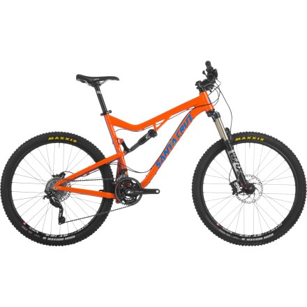Santa Cruz Bicycles 5010 R AM Complete Mountain Bike