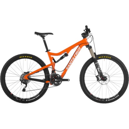 Santa Cruz Bicycles 5010 Carbon R AM Complete Mountain Bike