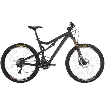 Santa Cruz Bicycles 5010 Carbon SPX AM Complete Mountain Bike