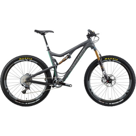 Santa Cruz Bicycles 5010 Carbon XX1 ENVE Complete Mountain Bike