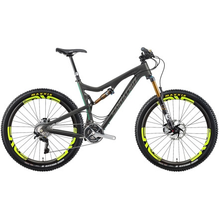 Santa Cruz Bicycles 5010 Carbon XTR AM ENVE Complete Mountain Bike