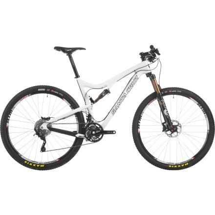 Santa Cruz Bicycles Tallboy 2 Carbon SPX XC - Complete Mountain Bike