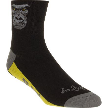 Silverback 3in Socks SockGuy