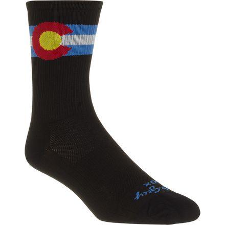 SGX6 Colorado Socks SockGuy