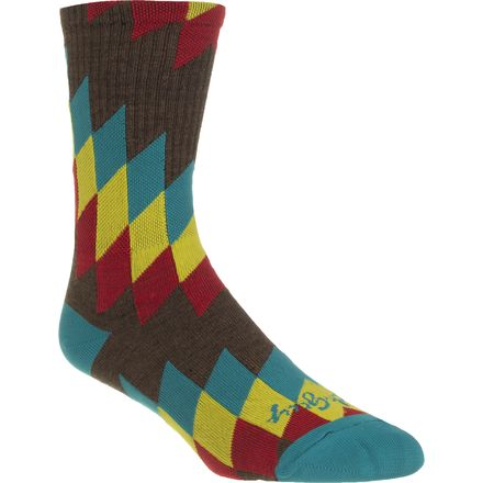 SockGuy Chief 6in Wool Socks