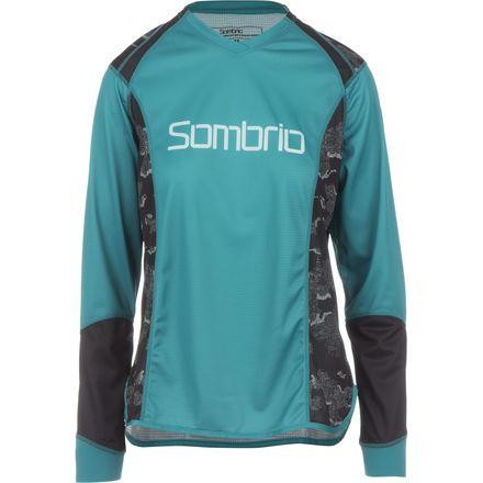 Sombrio Burst Jersey - Women's