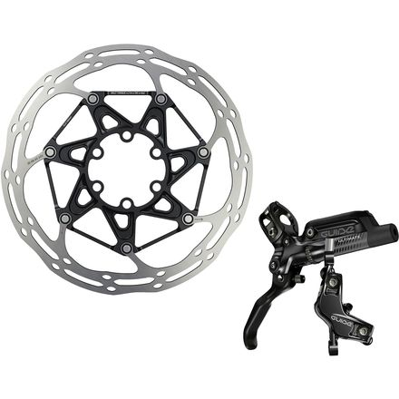 SRAM Guide Ultimate Disc Brake Set with Centerline X Rotors - OE