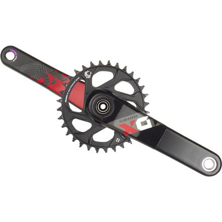 SRAM X01 Eagle 12-Speed GXP Direct Mount Crankset - Boost