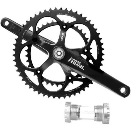 SRAM Rival Crankset with GXP Bottom Bracket