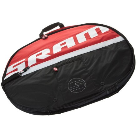 SRAM Padded Double Wheel Bag