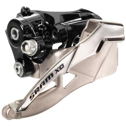 SRAM X0 3x10 Low Clamp Front Derailleur