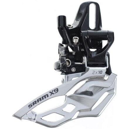 SRAM X9 2x10 High Direct Mount Front Derailleur