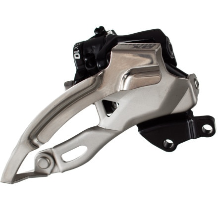 SRAM X0 3x10 Low Direct Mount - S3 Front Derailleur