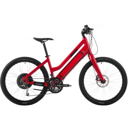 Stromer ST-1 Platinum Complete Electric Bike - 2014
