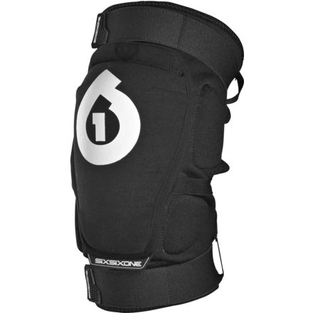Six Six One Rage Knee Guards