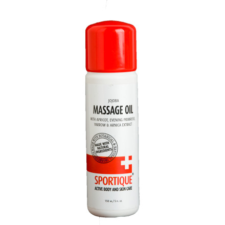 Sportique International Massage Oil