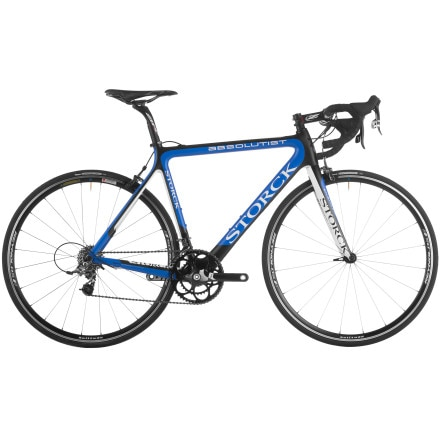 Storck Absolutist/SRAM Force Complete Road Bike - 2012