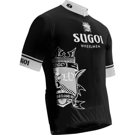 SUGOi Wheelmen Jersey - Short Sleeve - Men's