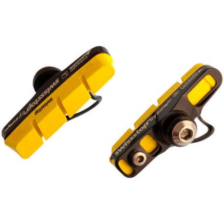 SwissStop Full FlashPro Yellow King Brake Pad - 2-Pack