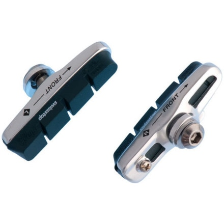SwissStop Full FlashPro GHP 2 Brake Pad/Holder Set