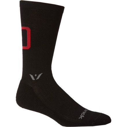 Swiftwick Competitive Cyclist Pursuit Seven Merino Socks