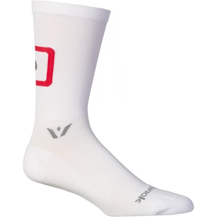 Swiftwick Competitive Cyclist Olefin Seven Socks