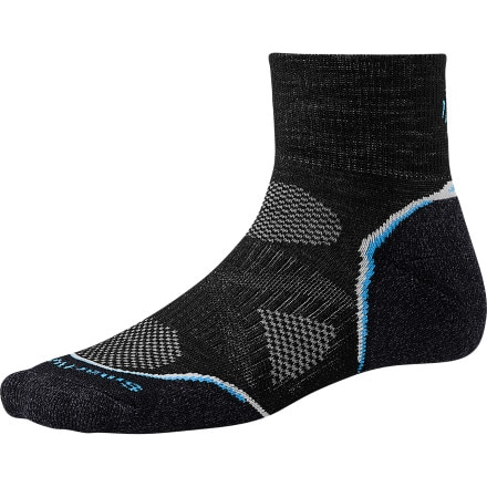 SmartWool PhD Cycle Light Mini Sock - Women's