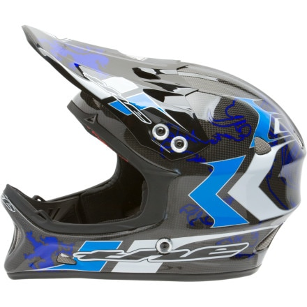 THE Industries T2 Carbon Full-Face Helmet