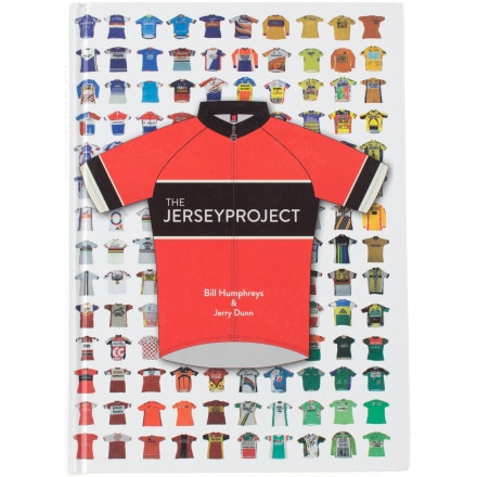 The Jersey Project Book