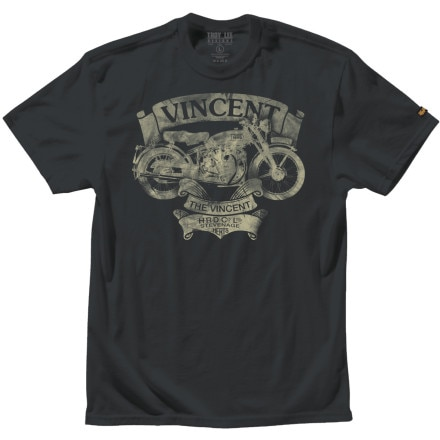 Troy Lee Designs Vincent Shadow T-Shirt - Short-Sleeve - Men's