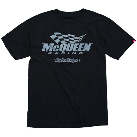 Troy Lee Designs McQueen Racing T-Shirt - Short-Sleeve - Men's