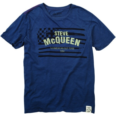 Troy Lee Designs McQueen Americana T-Shirt - Short-Sleeve - Men's