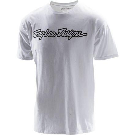 Signature T-Shirt - Short-Sleeve - Men's Troy Lee Designs