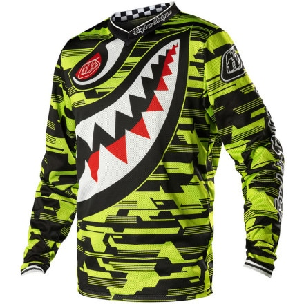 Troy Lee Designs GP Air P-51 Jersey - Long-Sleeve - Men's