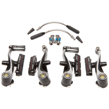 TRP CX8.4 Mini LP Brakeset with Ti Hardware