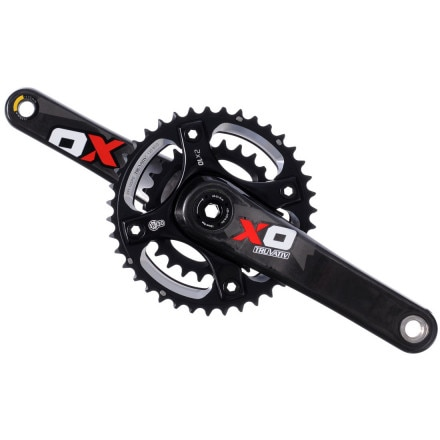 TruVativ X0 2.2 BB30 10-Speed Crankset
