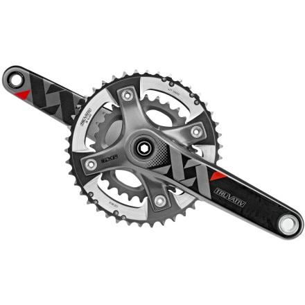 TruVativ XX BB30 156 Q-Factor Crankset