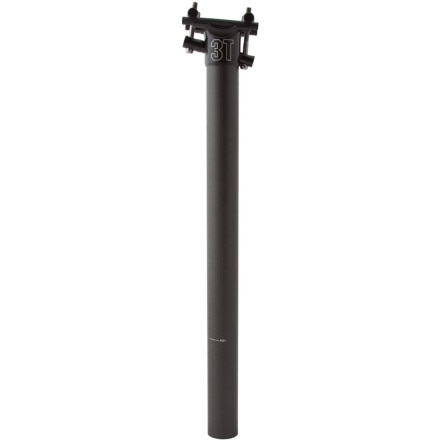 3T Doric Team Black Carbon Seatpost