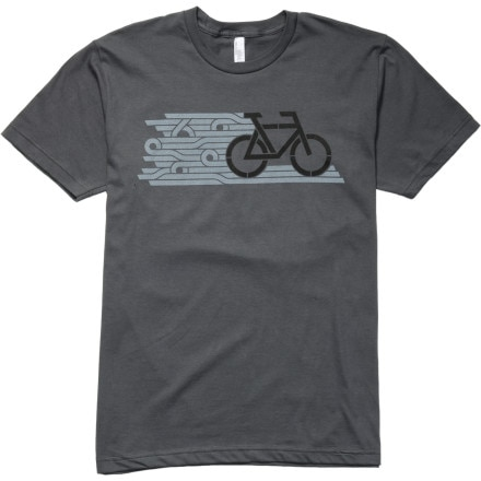 Twin Six Commuter T-Shirt - Short-Sleeve - Men's