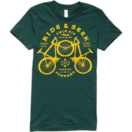 Twin Six Ride & Seek T-Shirt - Short-Sleeve - Women's
