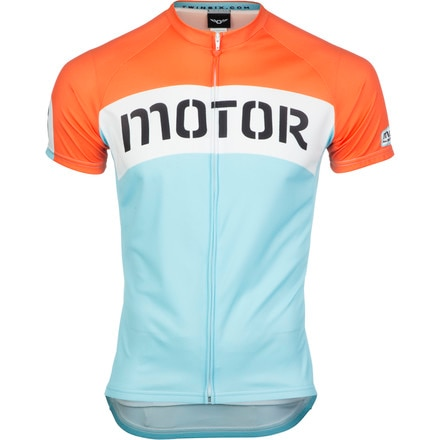Twin Six Motor Jersey - Short Sleeve - Men's