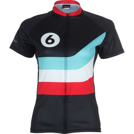 Twin Six Grand Prix Jersey - Short-Sleeve - Women's