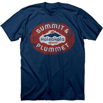 Summit And Plummet T-Shirt - Men's Twin Six