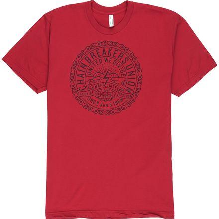 Chain Breaker T-Shirt - Men's Twin Six