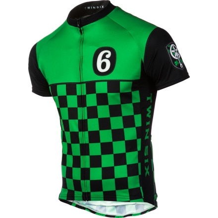 Twin Six Fly Jersey - Men's