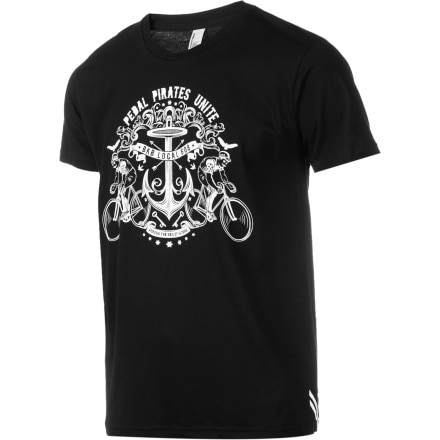 Twin Six Pedal Pirates T-Shirt