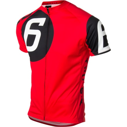 Twin Six Cat 6 Jersey - Short-Sleeve - Men's