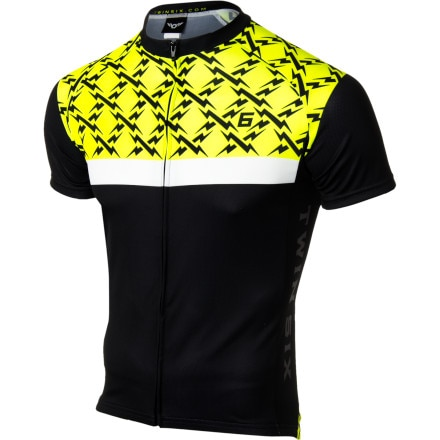 Twin Six Ride The Lightning Jersey