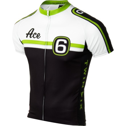Twin Six Ace Jersey - Short-Sleeve - Men's