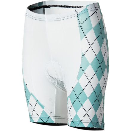 Twin Six Argyle Shorts - Women's
